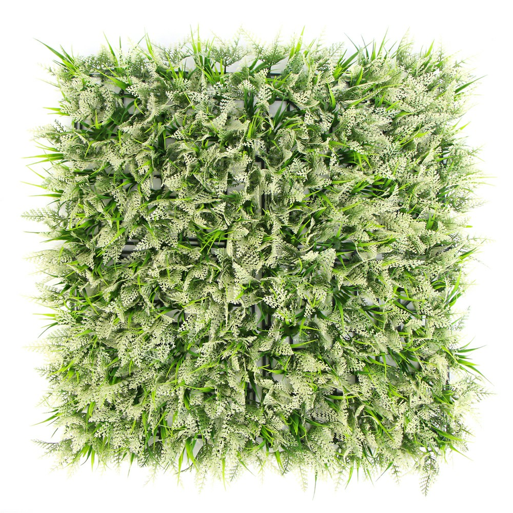 Artificial Leaves Wall