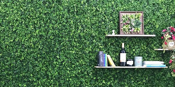 Artificial Hedges & Green Wall